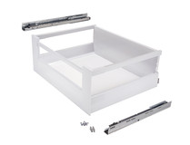 450mm White Antaro Inner Deep Drawer