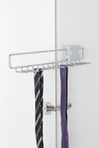 Extractable Tie Rack