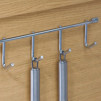 Hook Rail for Utensils