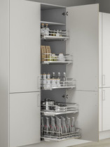 Pull Out Larder Baskets