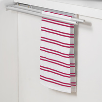 Aluminium Tea Towel Rail