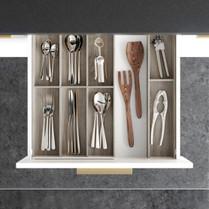 Ambia-Line Cutlery Tray - Bardolino Oak