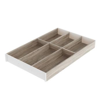 Ambia-Line Cutlery Tray -  Bardolino Oak Wood Design