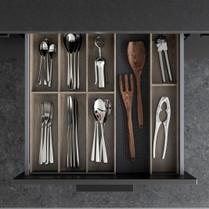 Ambia-Line Cutlery Tray - Nebraska Oak