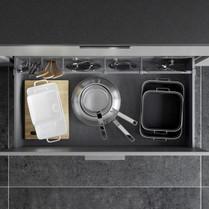 Legrabox Drawer Pan Storage Set