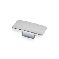 Camden Rectangular - Chrome Knob