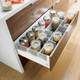 Use Only With Blum Intivo Drawer Systems