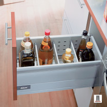 Drawer Bottle Holder Set