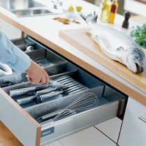 Blum Orga-Line Knife Holder