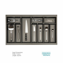 800mm Luxury Cutlery Inserts