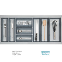 1000mm Classic Cutlery Inserts
