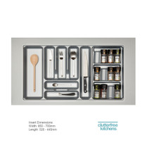 Cut to Size Cutlery & Spices