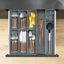 Shown with Additional Utensil Frame