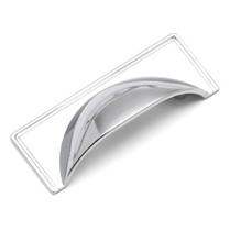 Windsor - Chrome Cup Handle