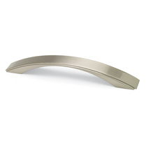 Finesse - Bow Brushed Nickel Handle