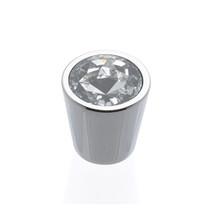 Clarity Tapered - Chrome Knob