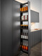 150mm Libell Pull-Out Larder