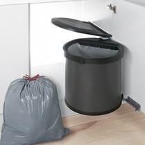 Large Round Waste Bin