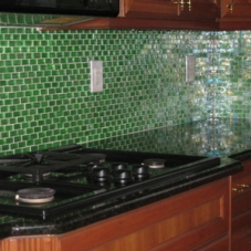 tile backsplash for kitchen gorgeous affordable glass mosaic tile by puccini on 22277