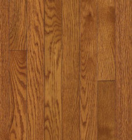 Armstrong Somerset Solid Strip LG Spice Brown Red Oak 2-1/4""
