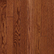 Armstrong Somerset Solid Strip LG Cabernet Oak 2-1/4""