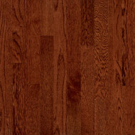 Armstrong Kingsford Solid Strip White Oak Cherry 2.25"