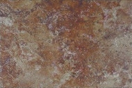 "Happy Floors Pietra D' Assisi Rosso 8""X16"""