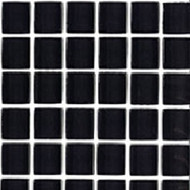 "Interceramic Shimmer Midnight 2""X2"" Mosaic"