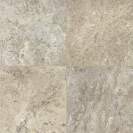 Armstrong Alterna Reserve Classico Travertine Blue Mist Beige Vinyl Tile