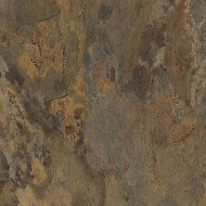 "Armstrong Natural Creations EC 12"" x 12"" Haven Stone Rust Brown"