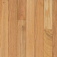 "Bruce Waltham Strip 2 1/4"" Red Oak Natural Hardwood C8200"