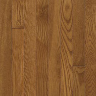 "Bruce Waltham Strip 2 1/4"" White Oak Brass Hardwood C8240"