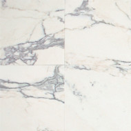 """Daltile Marble Calacatta Gold Polished 12"""" x 12"""""""