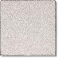 "Crossville Tile Stainless Series 2""X2"" Leather Stainless Steel"