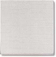 "Crossville Tile Stainless Series 4""X4"" Linen Stainless Steel"