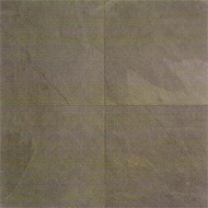 "Daltile Imported Slate Brazil Grey Natural Cleft 16""X16"""
