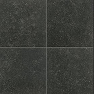 "Crossville Tile Bluestone Vermont Black Cross Sheen 6"" x 6"""