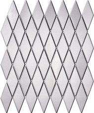 "Puccini by Duratile Stainless Steel Collection 14.1.8""X13"""