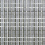 "Interceramic Interglass Shimmer Smoke 3"" x 6"" Tile"