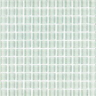 "Interceramic Interglass Shimmer Snowdrift 3"" x 6"" Tile"