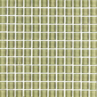"Interceramic Interglass Shimmer Meadow 3"" x 6"" Tile"