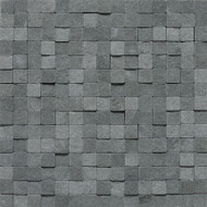"Daltile Stone a' la Mod 3/4"" x 3/4"" Urban Bluestone High/Low Split Face"