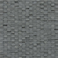 Daltile Stone a' la Mod Split Face Urban Bluestone Split Face Random Brick Joint