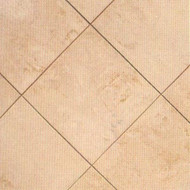 "Crossville Tile Empire Corsican Creme 12"" x 12"" Polished"