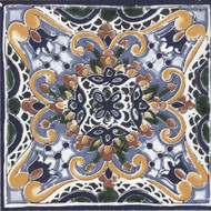 "Arizona Tile Seville  6"" x 6"" Betis Deco"