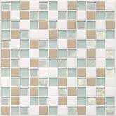 "Daltile Coastal Keystones Trade Wind Mosaic 1"" x 1"""