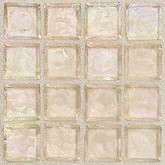 "Daltile Egyptian Glass Dune Iridescent Mosaic 1"" x 1"""