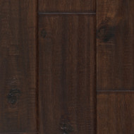 Elegance Engineered Exotic Handscraped Exotic Walnut Acacia 4.75""