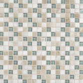 Daltile Stone Radiance Kinetic Whisper Blend Mosaic