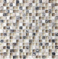 Bedrosians Eclipse Blended Espresso Mosaic 5/8""